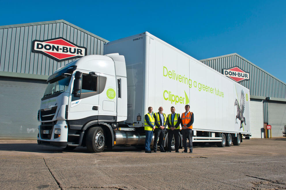 Clipper Drives The Green Agenda with New Fleet